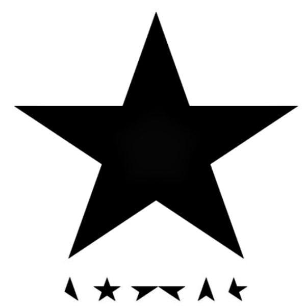 Το εξώφυλλο του Blackstar