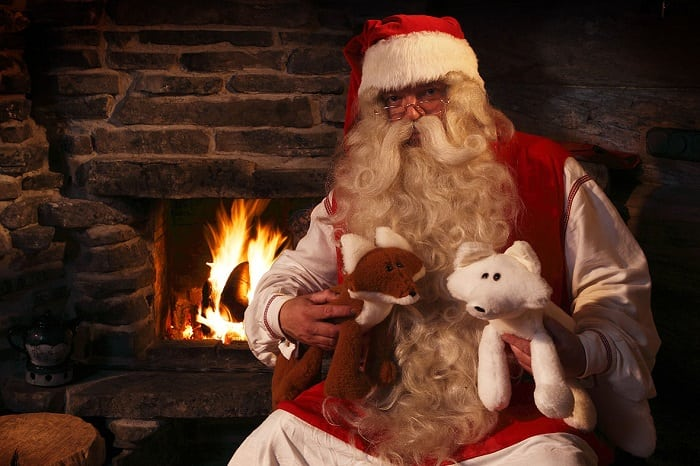 low-santa-rovaniemi