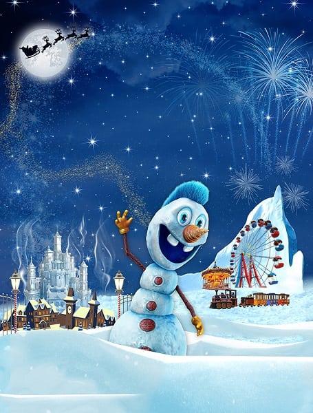 frodi-vilage-snow