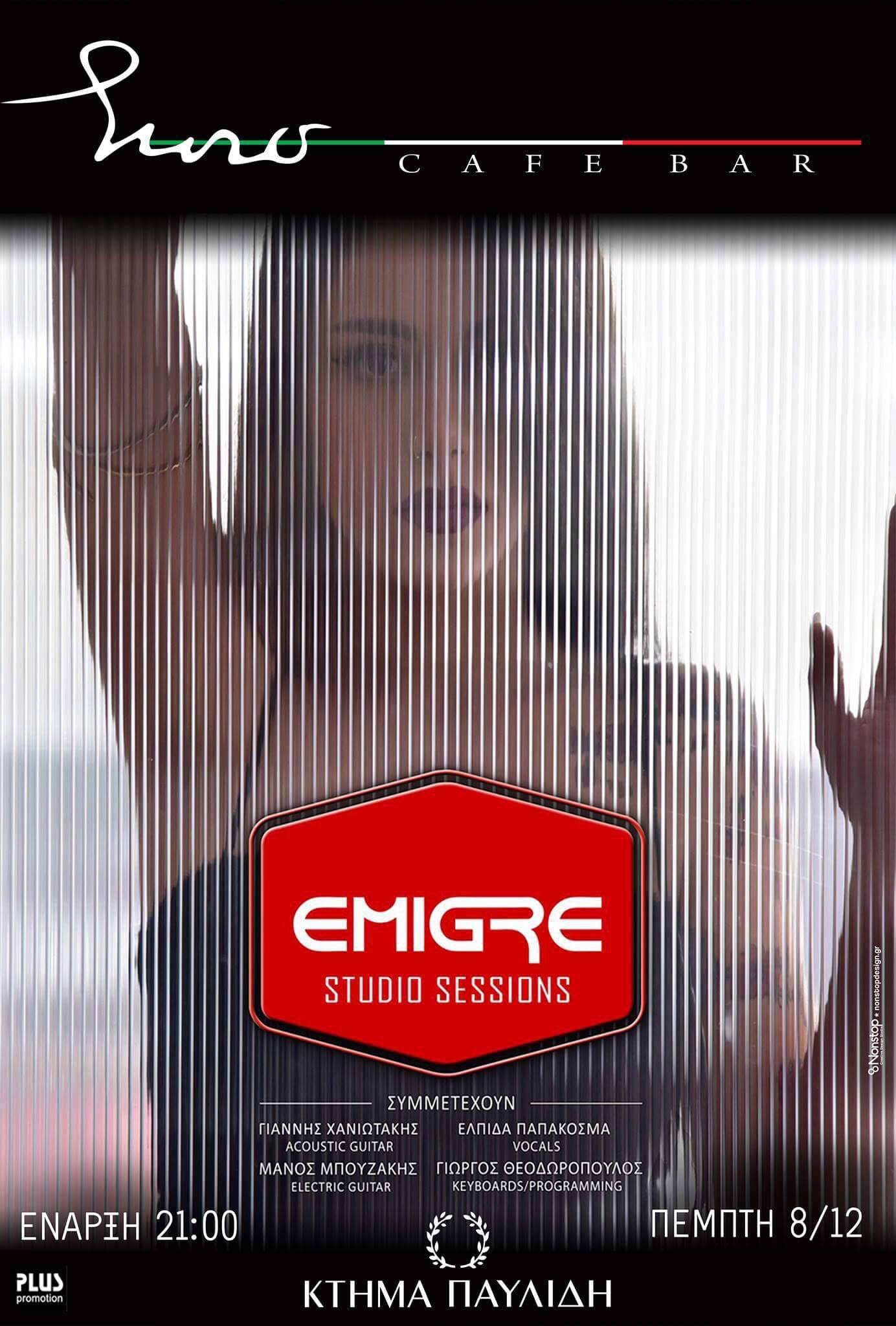 emigre-studio-sessions-enzo-bar-drama-poster