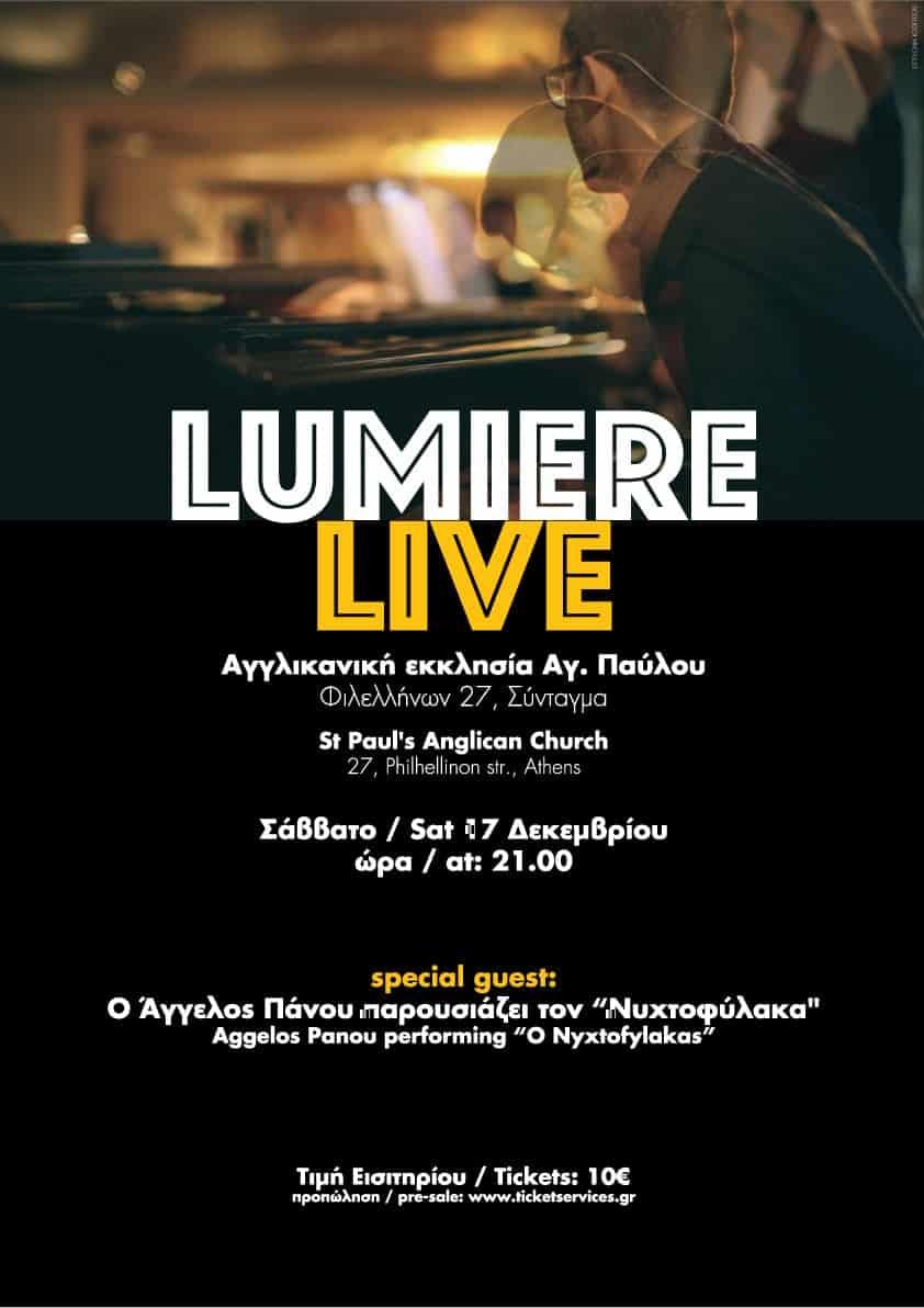 lumiere-liveposter