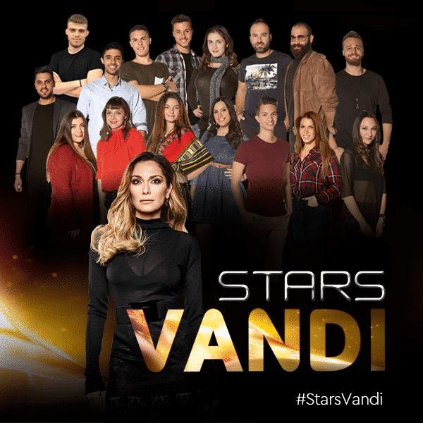 STARS VANDI
