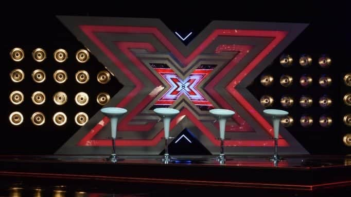 X Factor 2 - Chair Challenge